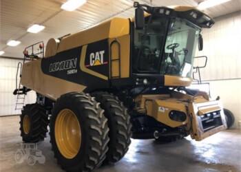 CAT Lexion 580R