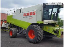Зернозбиральний комбайн Сlaas Lexion 480